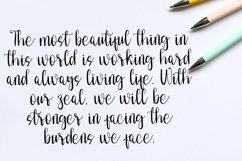 Homework - Beauty Calligraphy Font Product Image 3
