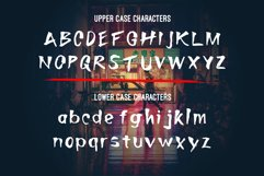 Toshi Emori - Handcrafted Font Product Image 2