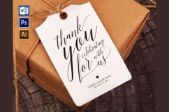 Thank You Tag, TOS_49 Product Image 1