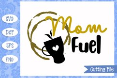 Mom fuel SVG File Product Image 1