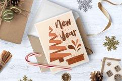 Christmas abstract set SVG Product Image 3