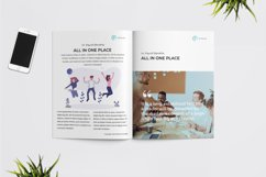 Stream Brochure Template Product Image 9