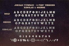 Jordan - Display Font Product Image 5