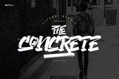 The Concrete Street Graffiti Font Product Image 1