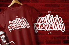 Speechless Font Product Image 4
