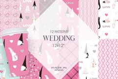 Wedding Gnome Graphic & Illustration - Sublimation Product Image 1