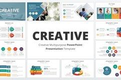 Creative multipurpose PowerPoint Presentation Template Product Image 1