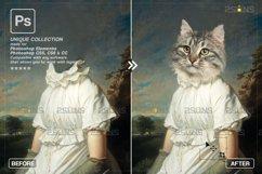 Royal Pet Portrait templates vol.15, Pet Painting Product Image 3