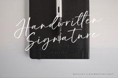 Houstiny - Handwritten Font Product Image 2