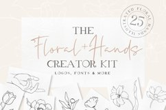 Floral Hands Creator Kit Product Image 1