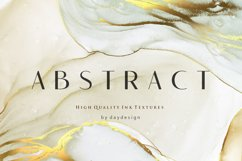 Abstract Alcohol Ink Gold Backgrounds Product Image 1