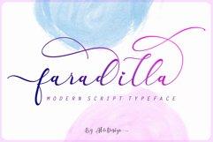 Faradilla - Beautiful Script Product Image 1