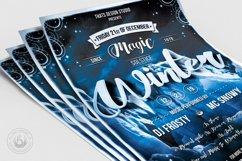Winter Season Flyer Template V1 Product Image 5