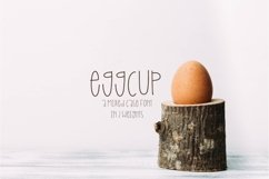 Eggcup - A Mixed Case Font with Three Weights Product Image 1