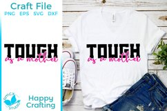 Tough as a mother - A Strong Mom Craft File Product Image 1