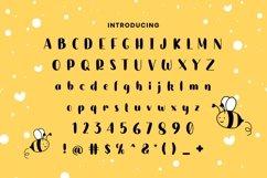 Web Font Babybee Product Image 3