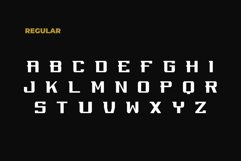 REGUILON Dispplay Font Product Image 3