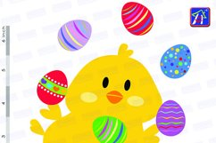Easter chicks clip art - Easter clipart - Easter images Product Image 4
