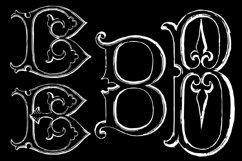 Victorian Alphabets B Product Image 4