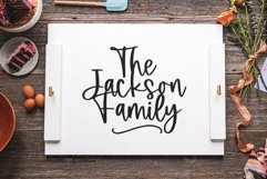 Country Kitchen - A Script Font with Farmhouse Doodles Product Image 6