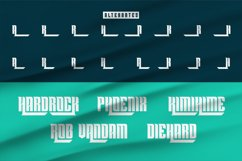 REDNECK Typeface Product Image 5