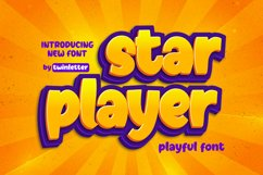 Star Player Product Image 1