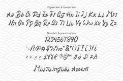 Hiany Lau - Chinese Display Font Product Image 4