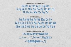 Web Font Eskimo Font Product Image 5