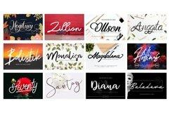 Mega Exclusive Font Bundle - 350 Font Product Image 6