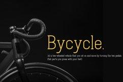 Baxley Slab Serif Product Image 4