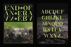 ACTU Typeface Product Image 2