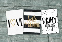 Cute, Casual, Handwritten font COOKIES Product Image 2