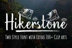 Hikerstone & 100 Extra Cliparts Product Image 1
