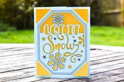 Christmas Card Bundle! Works with the Cricut Joy and more! Product Image 5