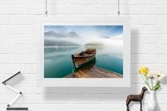 Black Lake - Wall Art - Digital Print Product Image 1
