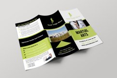 Fitness Brochure Template Product Image 2