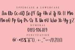 Nostalgia - Modern Handwritten Font Product Image 3