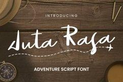 Web Font Juta Rasa Font Product Image 1