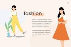 Fashion Vector Illustrations Product Image 2