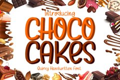 Choco Cakes Product Image 1