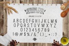 Hazelnut Typeface & Extras Product Image 4