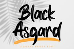 Black Asgard Product Image 1