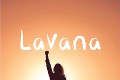 Lavana - Handwritting Font Product Image 6