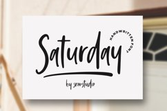 Saturday Vibes Product Image 1