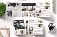 Multipurpose Trifold Brochure Template | Portfolio Brochure Product Image 6