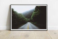 Misty Road - Wall Art - Digital Print Product Image 2