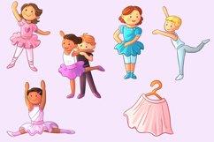 Ballet Dancers Clip Art Collection Product Image 3