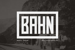 BAHN Pro Regular Product Image 1