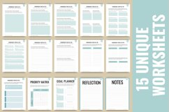 Workbook Lead Magnet Template for Coaches   Canva Templates Product Image 3