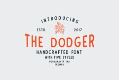 The Dodger + Extra Vector Product Image 2